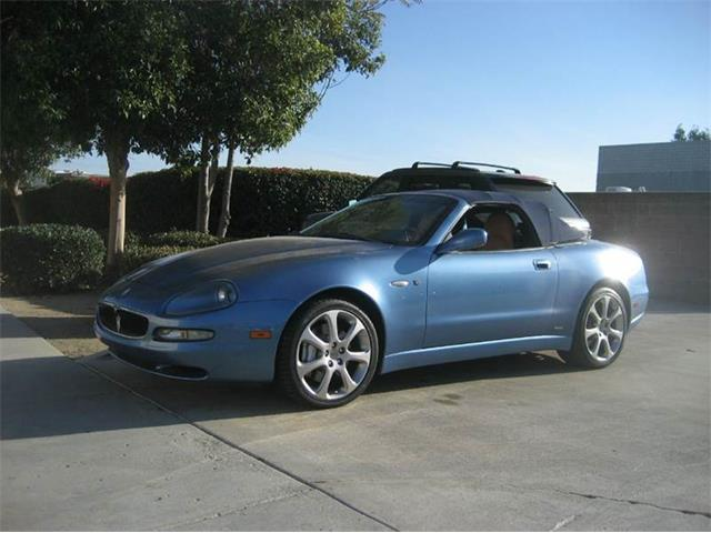 2004 Maserati Spyder | 926416