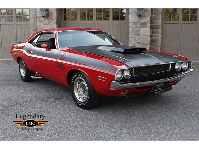 1970 Dodge Challenger T/A | 926420