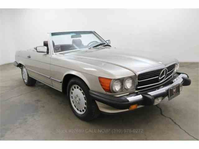 1986 Mercedes-Benz 560SL | 926424