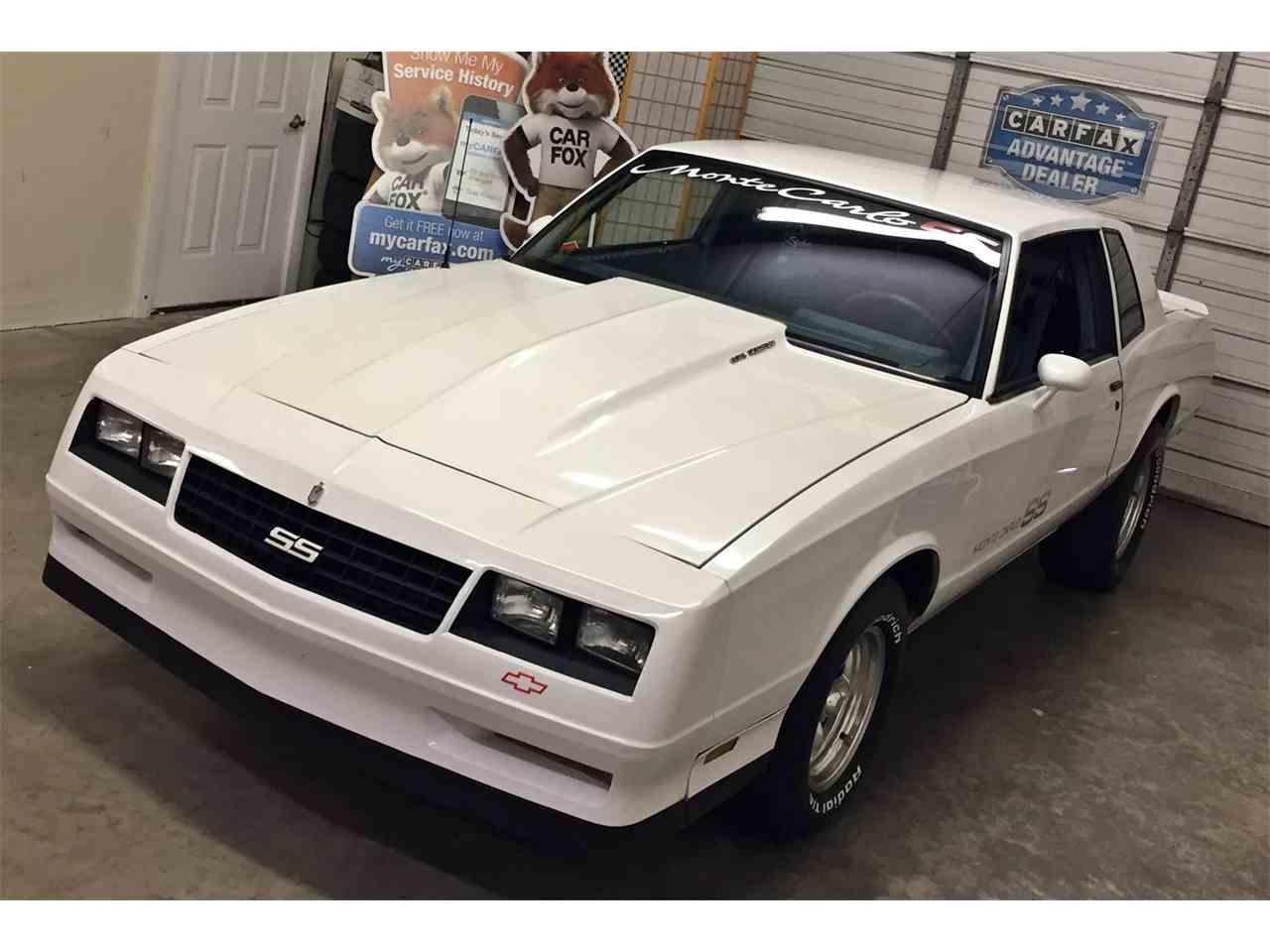 Large Picture of '84 Monte Carlo SS - JQDF
