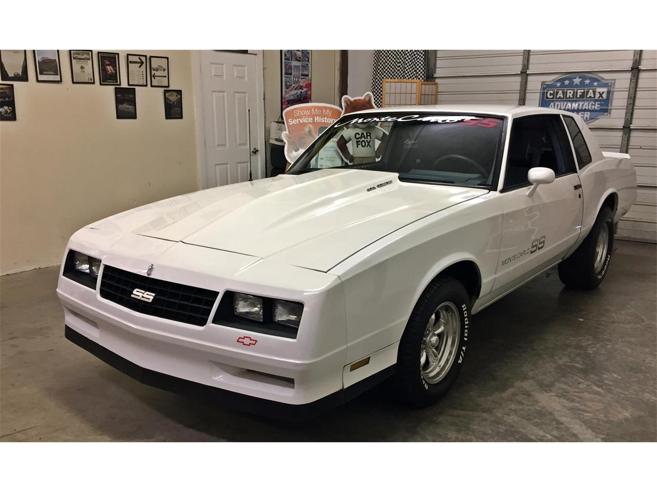 1984 chevrolet monte carlo ss for sale cc 920643. Black Bedroom Furniture Sets. Home Design Ideas