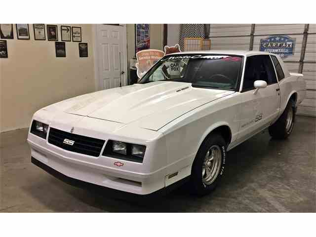 Picture of '84 Monte Carlo SS - $15,599.00 Offered by Muscle Car Jr - JQDF