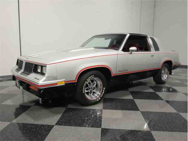 1984 Oldsmobile Cutlass 442 Hurst/Olds | 926437