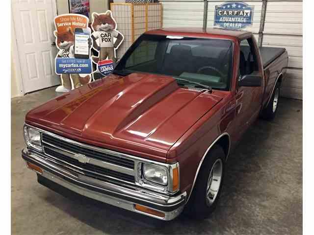 1986 Chevrolet S10   920644