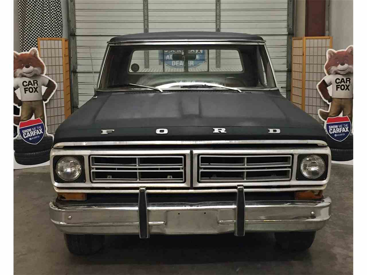 1972 ford f100 for sale cc 920645. Black Bedroom Furniture Sets. Home Design Ideas