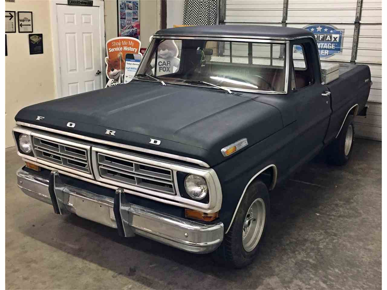Large Picture of '72 F100 - JQDH