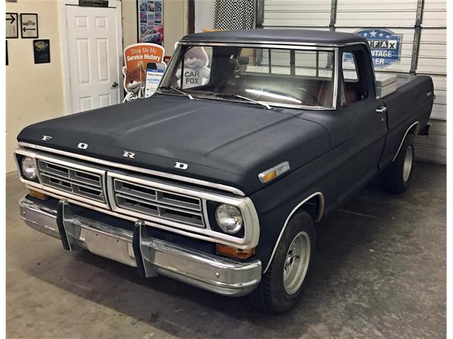 1972 Ford F100 | 920645