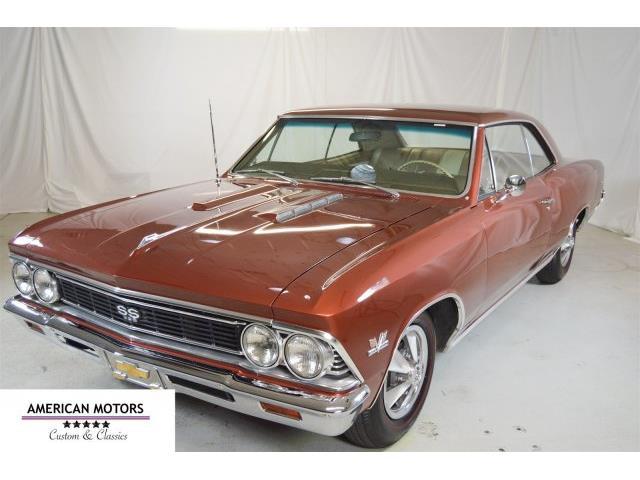 1966 Chevrolet Chevelle SS | 926454