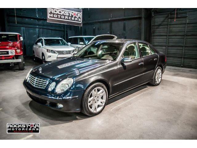 2003 Mercedes-Benz E-Class | 926478