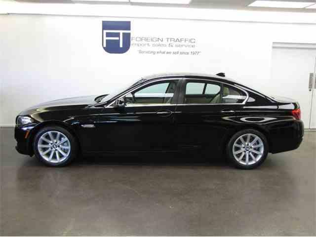 2014 BMW 5 Series   926485