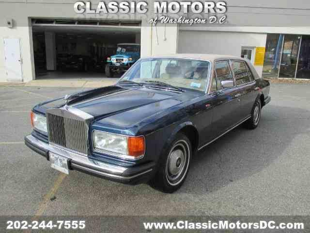 1985 Rolls-Royce Silver Spur | 926491