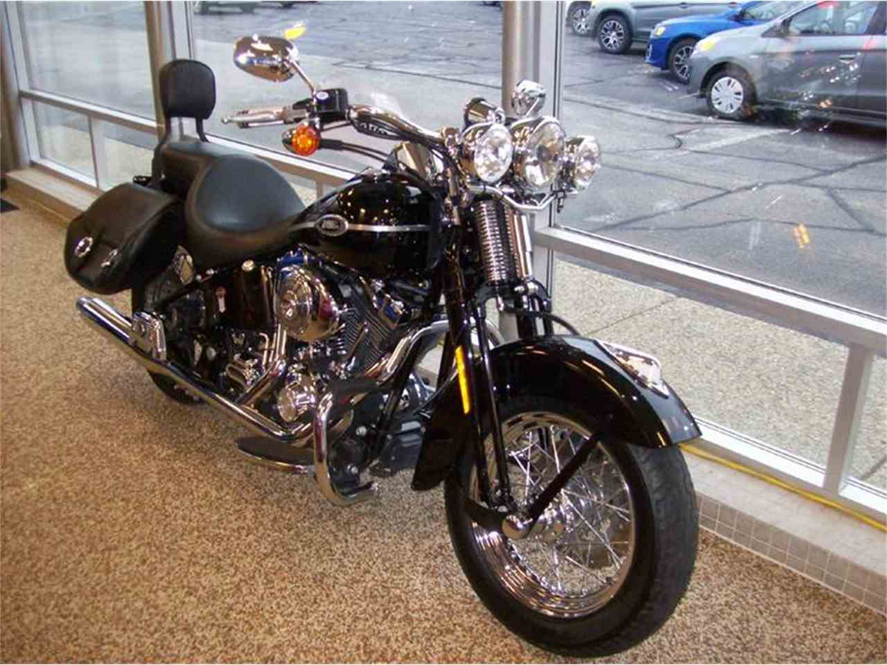 Large Picture of '06 Softail Springer Classic - JUW5