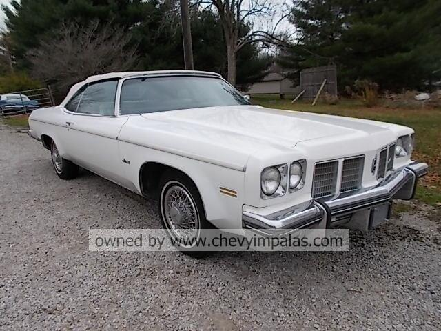 1975 oldsmobile Delta 88 Royale Convertible | 926506