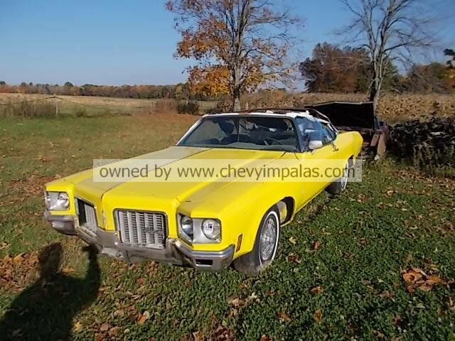 1971 Oldsmobile Delta 88 Convertible | 926507