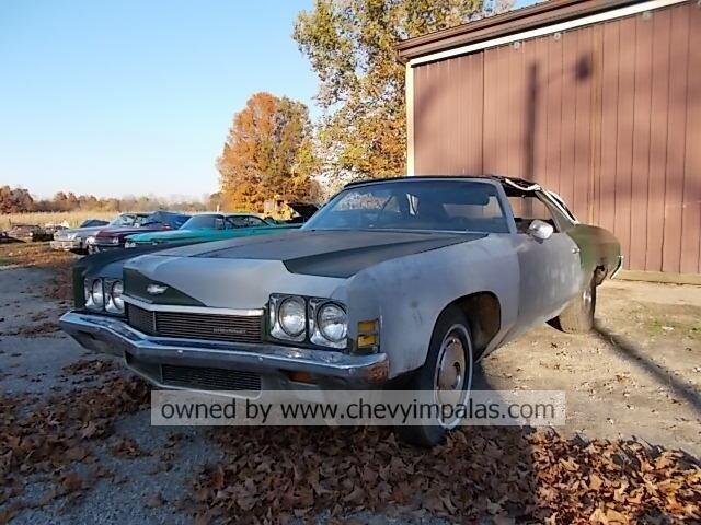 1972 Chevrolet Impala | 926510