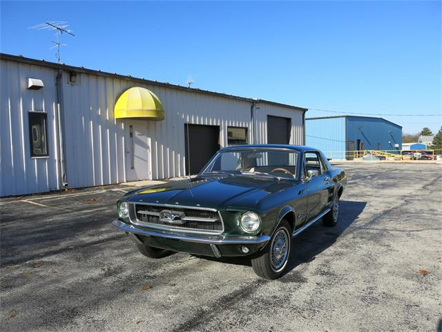 1967 Ford Mustang | 926515