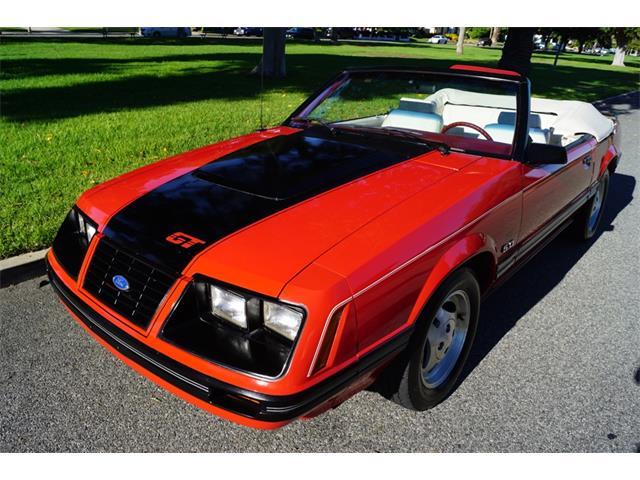 1983 Ford Mustang GLX 5.0L  | 920652