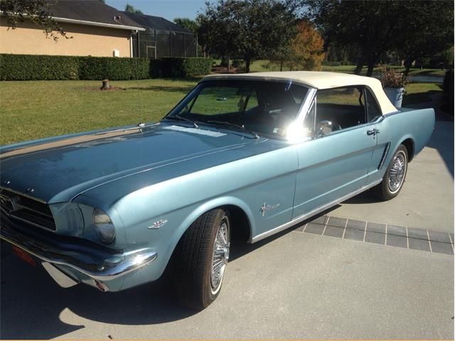 1965 Ford Mustang | 926521