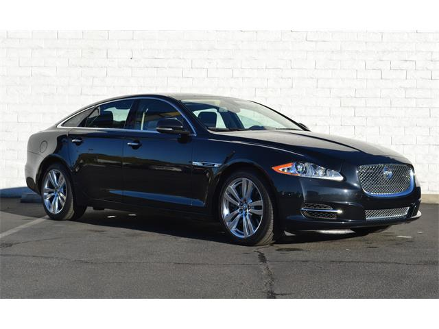 2012 Jaguar XJ L Supercharged | 926524