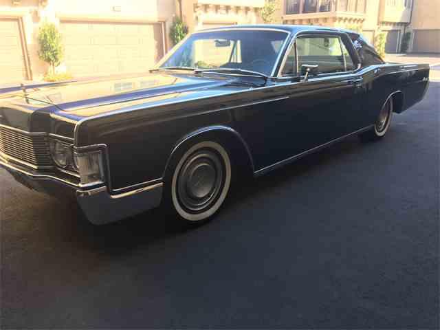 1968 Lincoln Continental | 926529