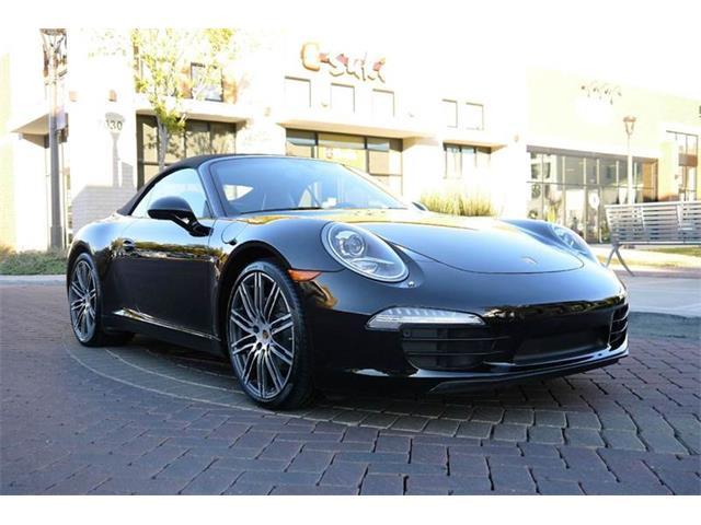 2014 Porsche 911 | 926541