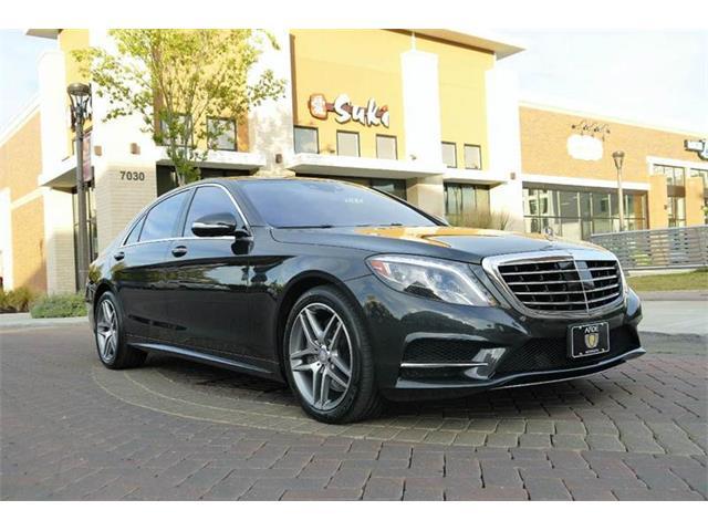 2015 Mercedes-Benz S-Class | 926543