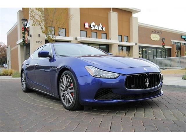 2015 Maserati Ghibli | 926548
