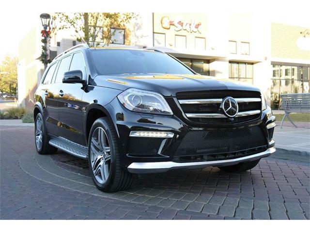 2016 Mercedes-Benz GL450 | 926551