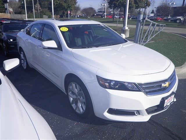 2016 Chevrolet Impala | 926554