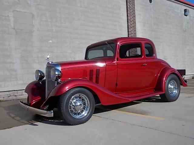 1933 Chevrolet 5-Window Coupe | 926573