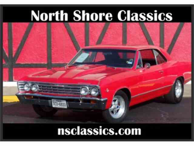 1967 Chevrolet Chevelle | 926575