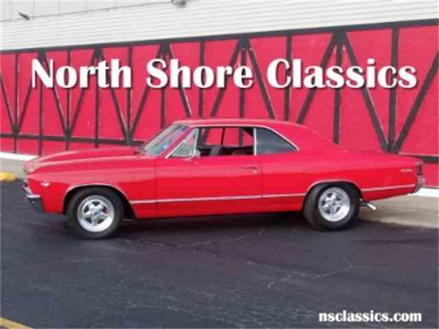 1967 Chevrolet Chevelle   926575