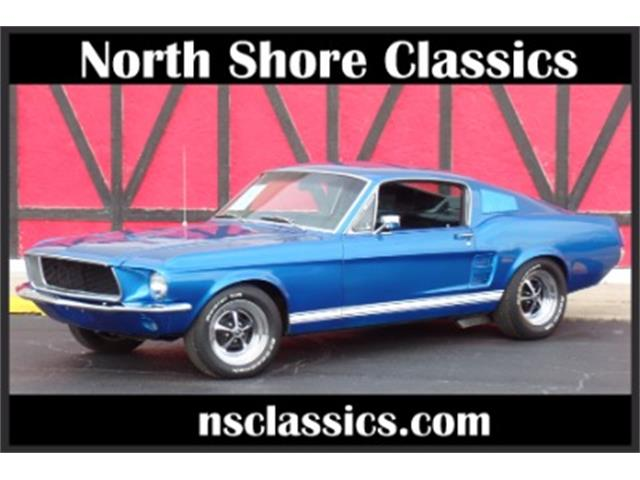 1967 Ford Mustang | 926577