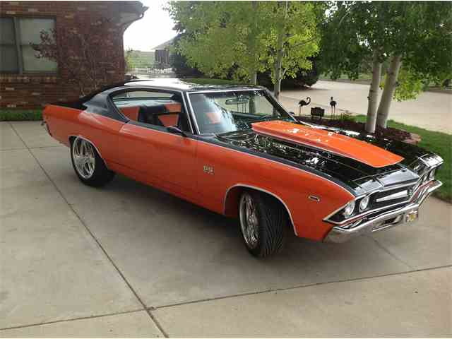 1969 Chevrolet Chevelle SS | 926595