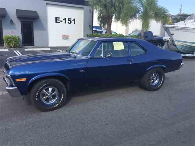 1972 Chevrolet Nova | 926604