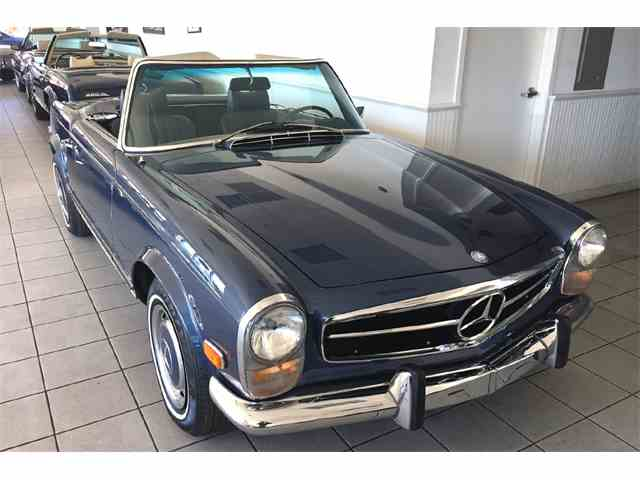 1969 Mercedes-Benz 280SL | 926617