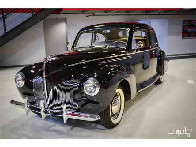 1940 Lincoln Zephyr 5W | 926619