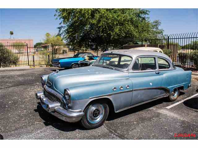 1953 Buick Special Deluxe Model 48D | 926626