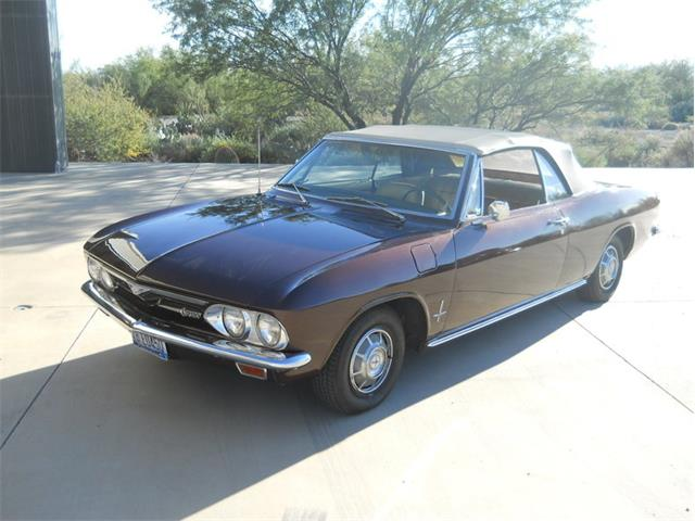 1967 Chevrolet Corvair Monza | 926633