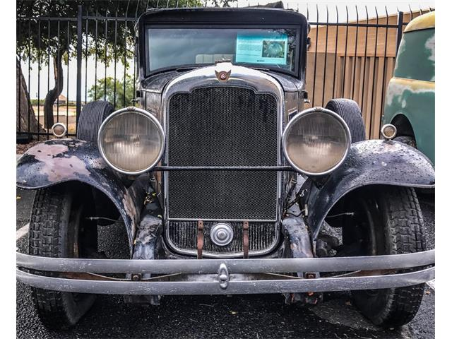 1930 REO Flying Cloud 4DR SEDAN | 926636