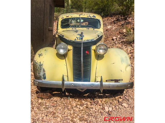 1937 Studebaker Dictator | 926638