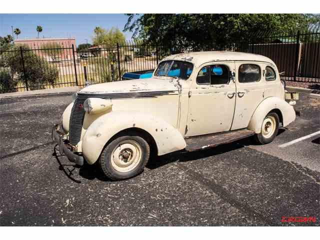 1937 Studebaker Dictator   926638