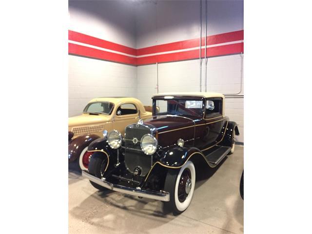 1931 Cadillac 3 Window Fisher #438 | 926639