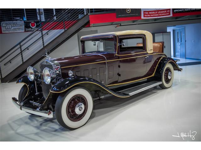 1931 Cadillac 3 Window Fisher #438   926639