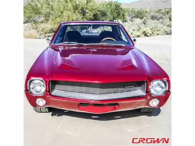 1969 AMC AMX   926640