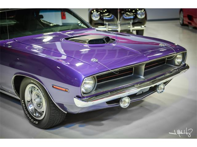 1970 Plymouth Barracuda Hardtop | 926642