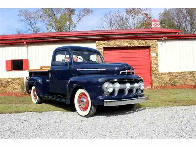 1951 Ford F1 | 926683