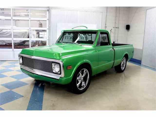 1972 Chevrolet C/K 10 | 926693