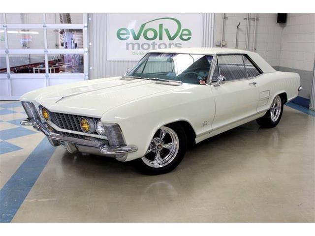 1963 Buick Riviera | 926694