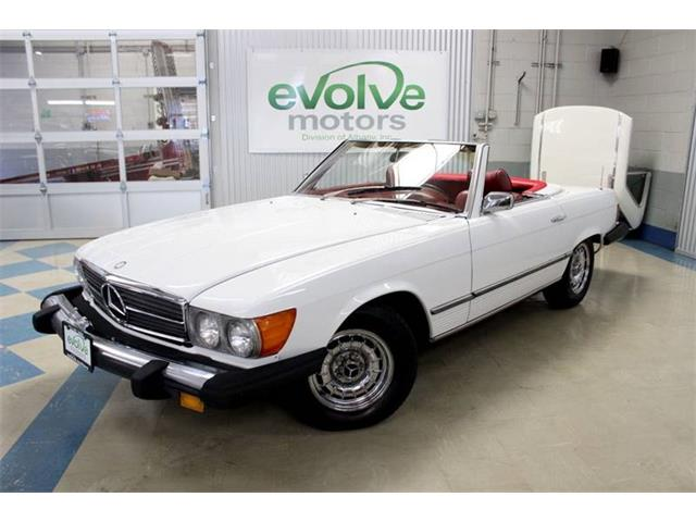 1975 Mercedes-Benz 450SL | 926696